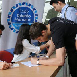 Quinta edición de Expo-Talento Humano fué un éxito