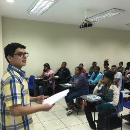 Inicio del proyecto de vinculación con la Fundación Cleotilde Guerrero