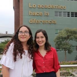 Estudiantes de Diseño Gráfico fueron aceptadas en programa de intercambio