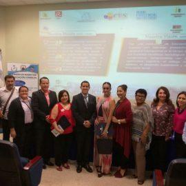 Conversatorio de la U. de Guayaquil por Día Internacional de la Mujer