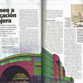 Vistazo entrevista a Dr. Roberto Hanze Salem