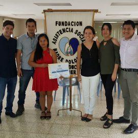 CULMINACIÓN DE PROYECTOS DE VINCULACIÓN