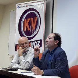 """FORO """"DOS MODELOS ECONÓMICOS EN CONFLICTO EN LA HISTORIA INMEDIATA DEL ECUADOR"""" EN LA USM"""