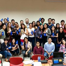 CHARLA INFORMATIVA ULIP (UNILEVER LEADERSHIP INTERN PROGRAM)